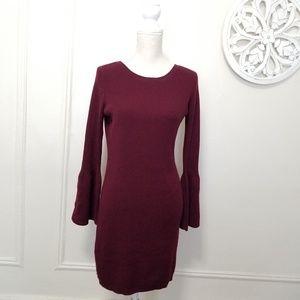 Club monaco size S wool blend sweater dress